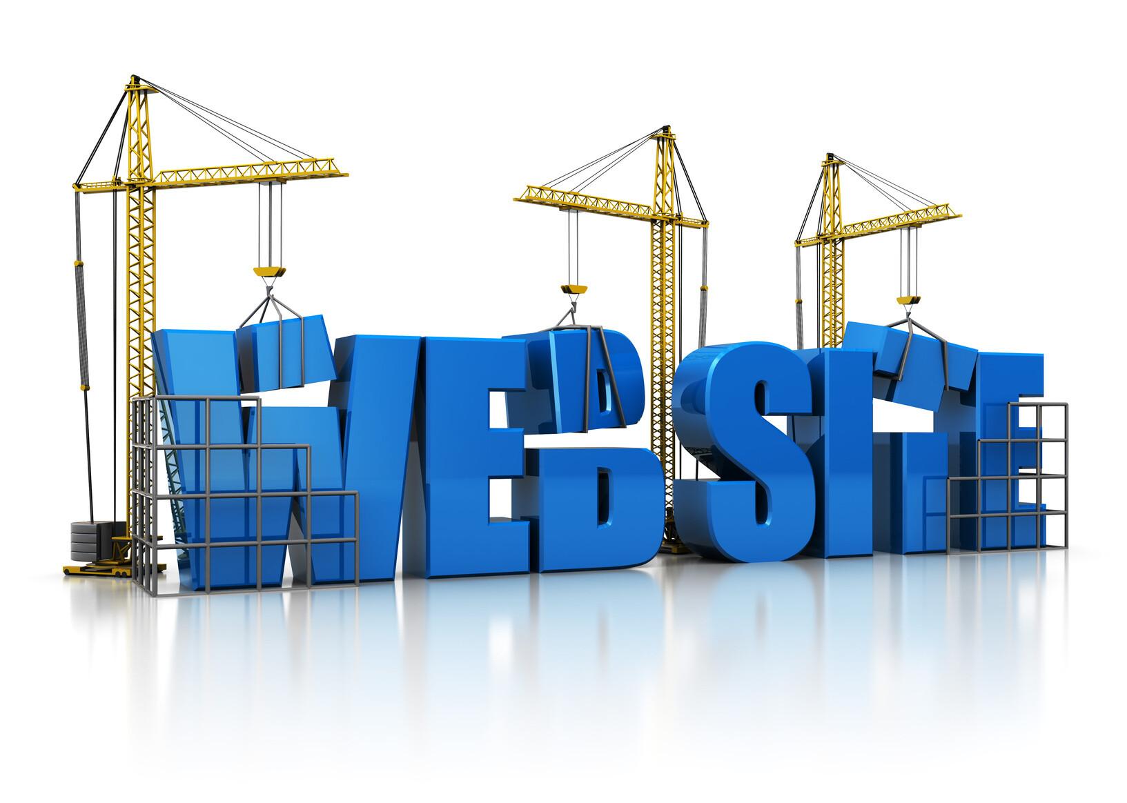 weboldal felújítás
