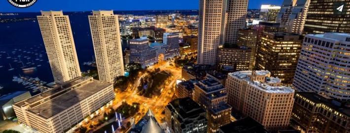 Boston layer-lapse videó