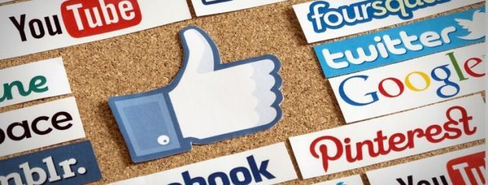 Közösségi média jelenlét